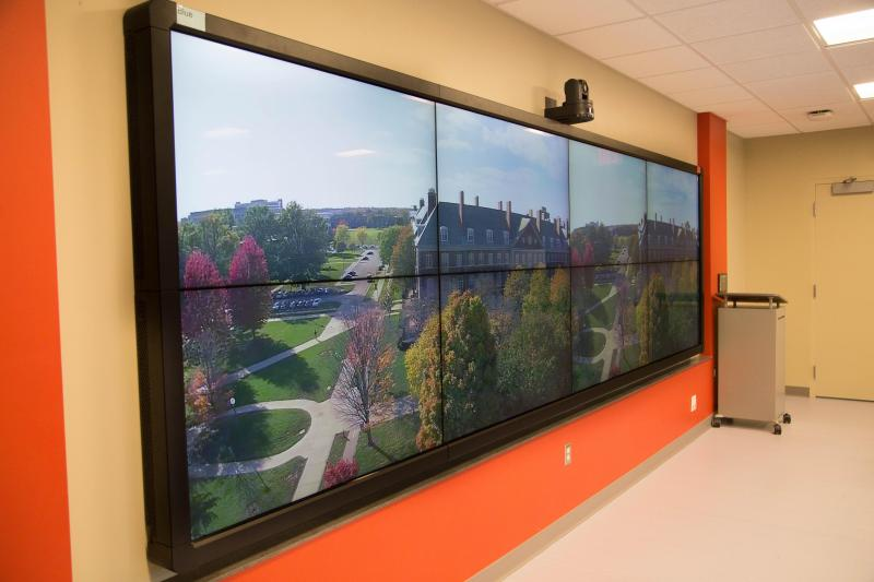 Active Learning Classroom - A/V