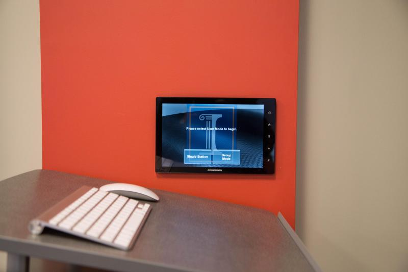 Active Learning Classroom - Controls