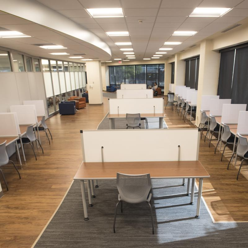 Vet Med - Collaborative Spaces